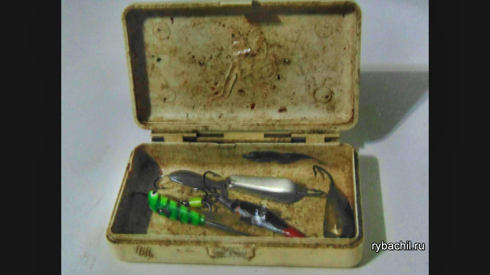 Коробка для блесен своими руками фото 157
